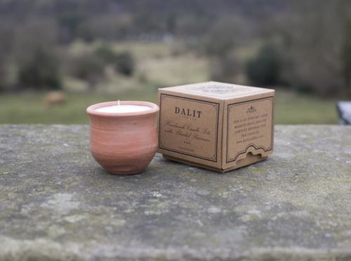 Picture of Lavender Scented Candle - Pavani