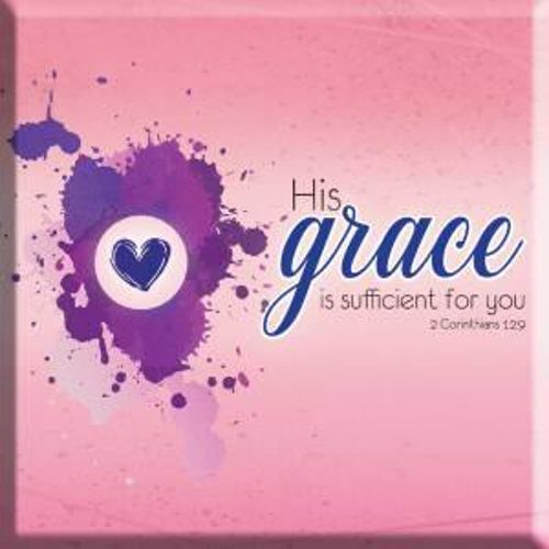 Picture of Magnet: His Grace Is Sufficient For You