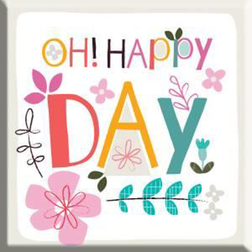 Picture of Magnet: Oh! Happy Day