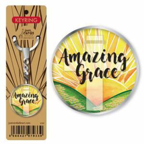 Picture of Keyring - Amazing Grace