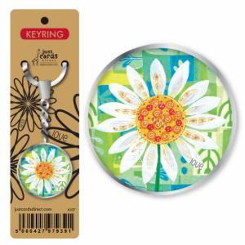 Picture of Keyring - Daisy Love