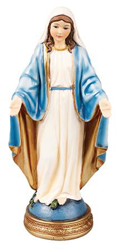 Picture of Resin Statue/Our Lady of Grace 16 inch