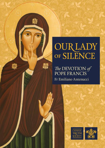 Picture of Our Lady of Silence