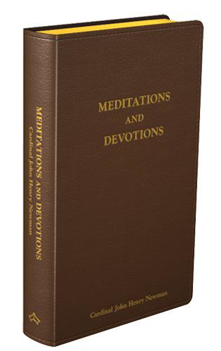 Picture of Meditations and Devotions: St. John Henry Newman