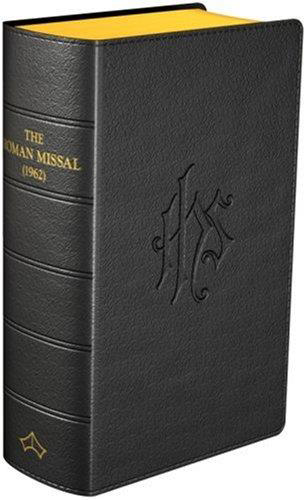 Picture of Daily Missal 1962