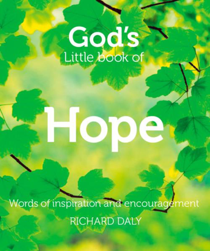 Picture of God's Little Book of Hope: Words of Inspiration and Encouragement