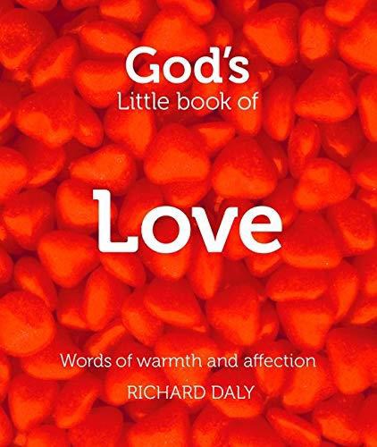 Picture of God's Little Book of Love: Words of Warmth and Affection