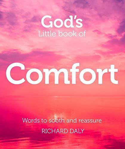 Picture of God's Little Book of Comfort: Words to Soothe and Reassure