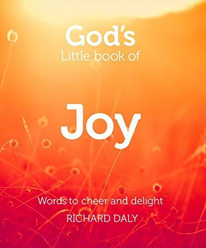 Picture of God's Little Book of Joy: Words to Cheer and Delight