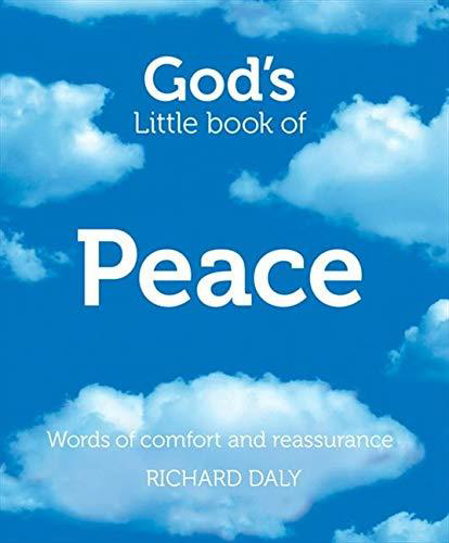 Picture of God's Little Book of Peace: Words of Comfort and Reassurance