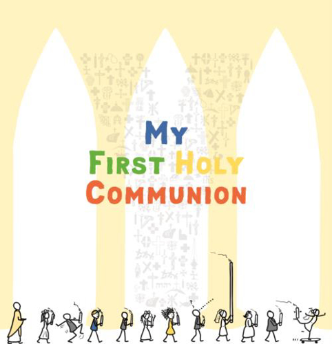 Picture of My First Holy Communion Album