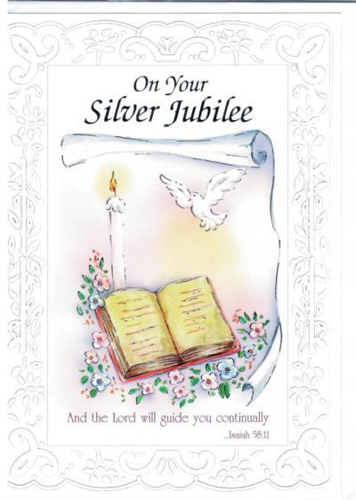 Picture of Silver Jubilee - Anniversary Priesthood
