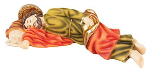Picture of Sleeping St. Joseph 5 Inch