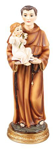 Picture of Resin Statue/St. Anthony 12 inch