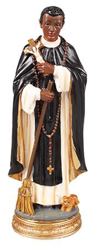 Picture of Resin Statue/St. Martin 8 inch