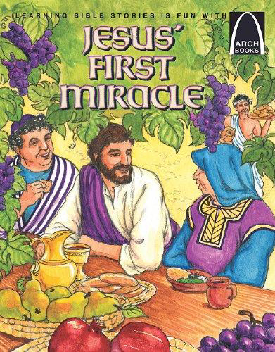 Picture of Jesus' First Miracle