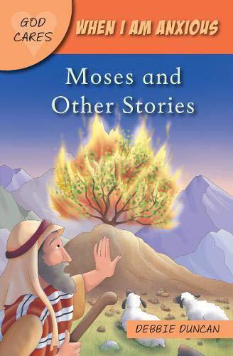 Picture of When I am Anxious: Moses & Other Stories