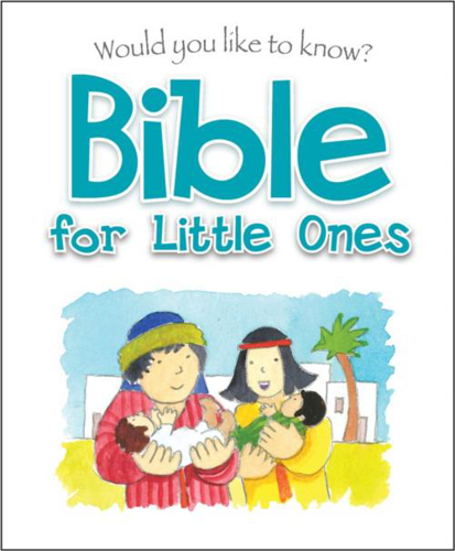 Picture of Bible for Little Ones