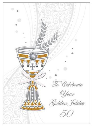Picture of Golden Jubiliee - 50 Years of Priesthood