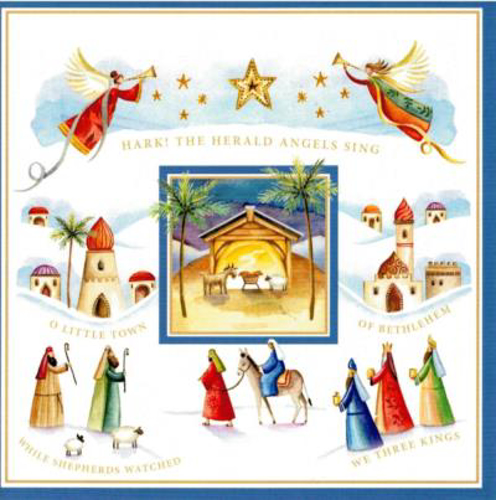 Picture of Christmas Story - Pack of 10