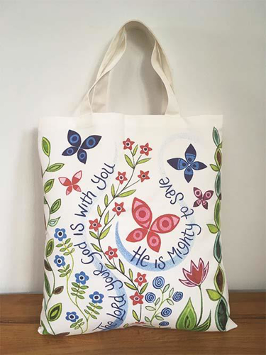 Picture of Canvas Bag: Great Delight