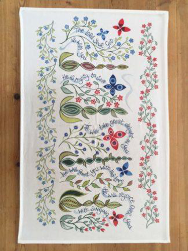 Picture of Tea Towel - Great Delight
