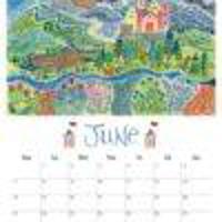 Picture of Hannah Dunnett Calendar 2021