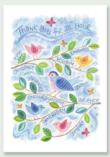 Picture of Thank You Cards- Pack of 10