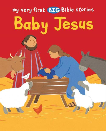 Picture of My Very First Big Bible Stories: Baby Jesus