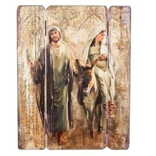 """Picture of Wood Panel/Posada 15"""""""