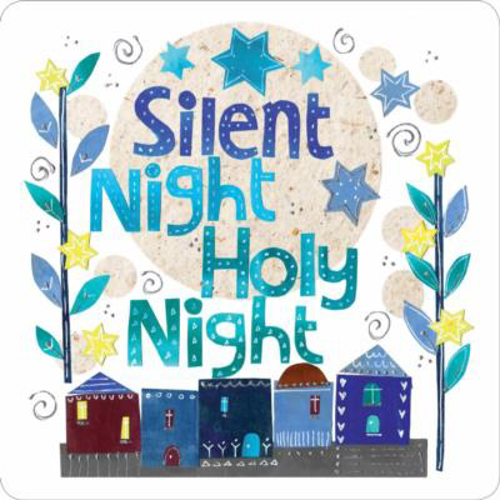 Picture of Christmas Coaster/Silent Night
