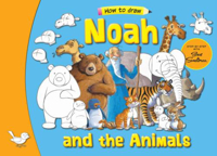 Picture of How to Draw Noah and the Animals