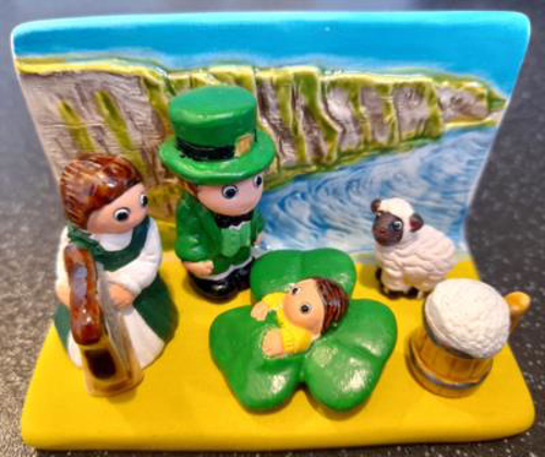 Picture of Nativities of the World - Ireland