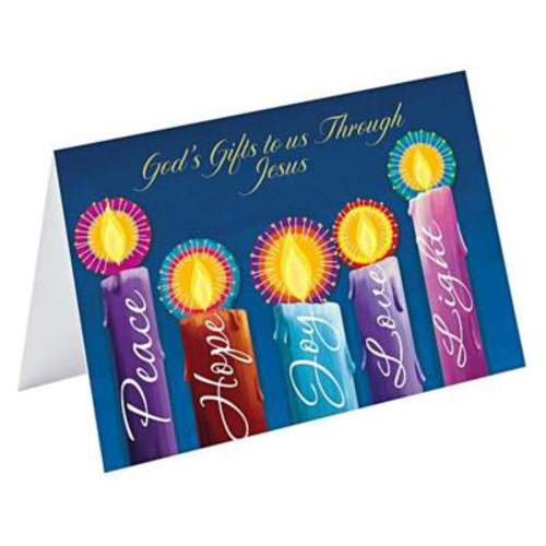 Picture of Christmas Card - Pack of 10