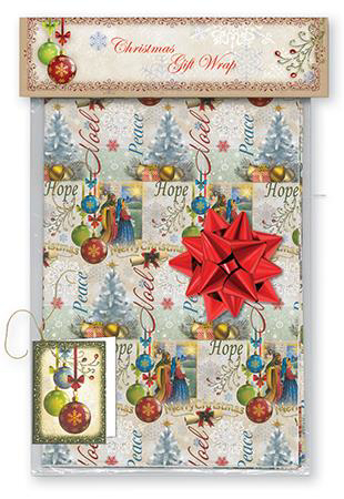 Picture of Christmas Wrapping Paper