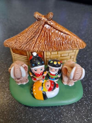 Picture of Nativities of the World - Thailand