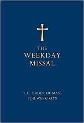 Picture of Weekday Missal: Blue