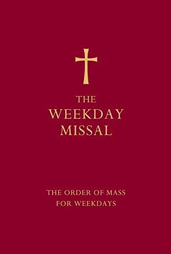 Picture of Weekday Missal: Red