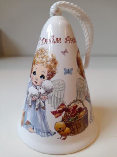 Picture of Ceramic Bell