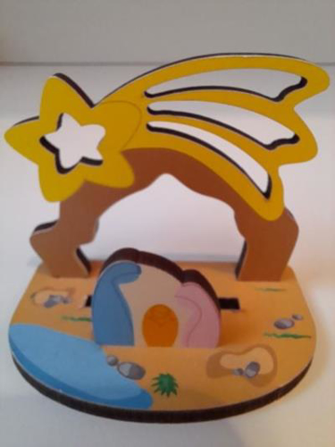 Picture of Children's Mini Nativity