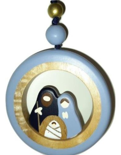 Picture of Christmas Nativity Ornament
