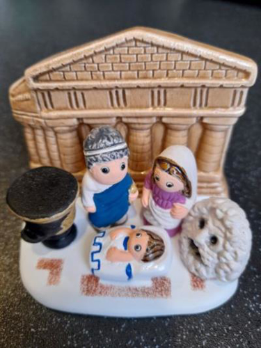 Picture of Nativities of the World - Greece