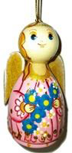 Picture of Wooden Angel