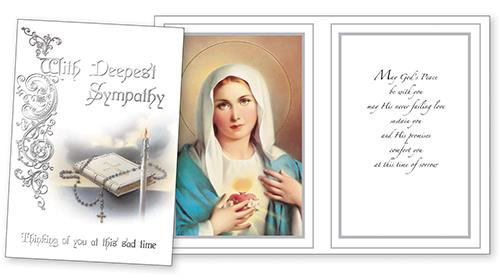 Picture of Card - Deepest Sympathy
