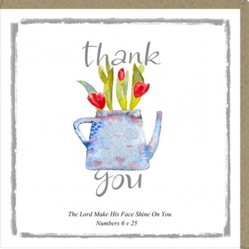 Picture of Card - Thank You