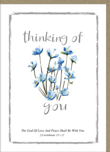 Picture of Card - Thinking of You