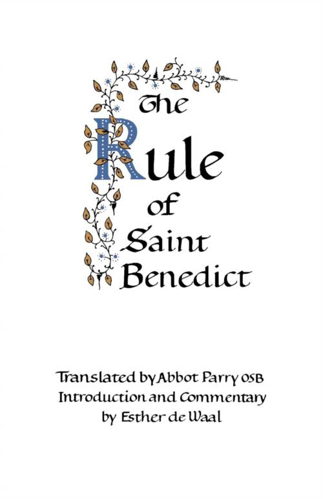 Picture of Rule of St. Benedict