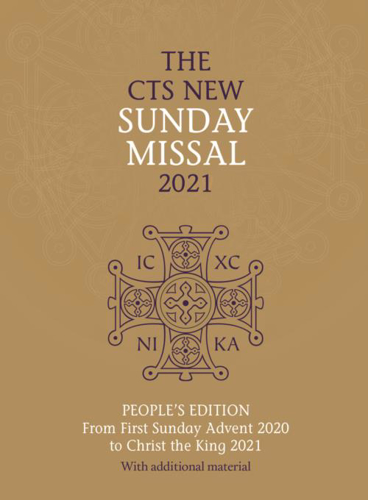 Picture of The CTS New Sunday Missal 2021