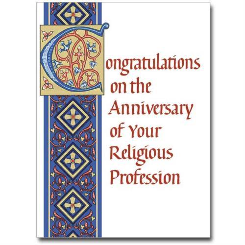 Picture of Religious Profession Anniversary
