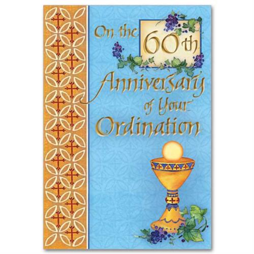 Picture of 60th Anniversary (Diamond) - Ordination